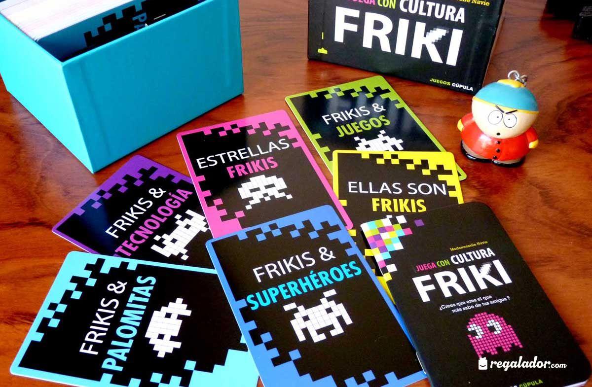 El Juego De Mesa Sobre Cultura Friki I Like Pinterest Friki