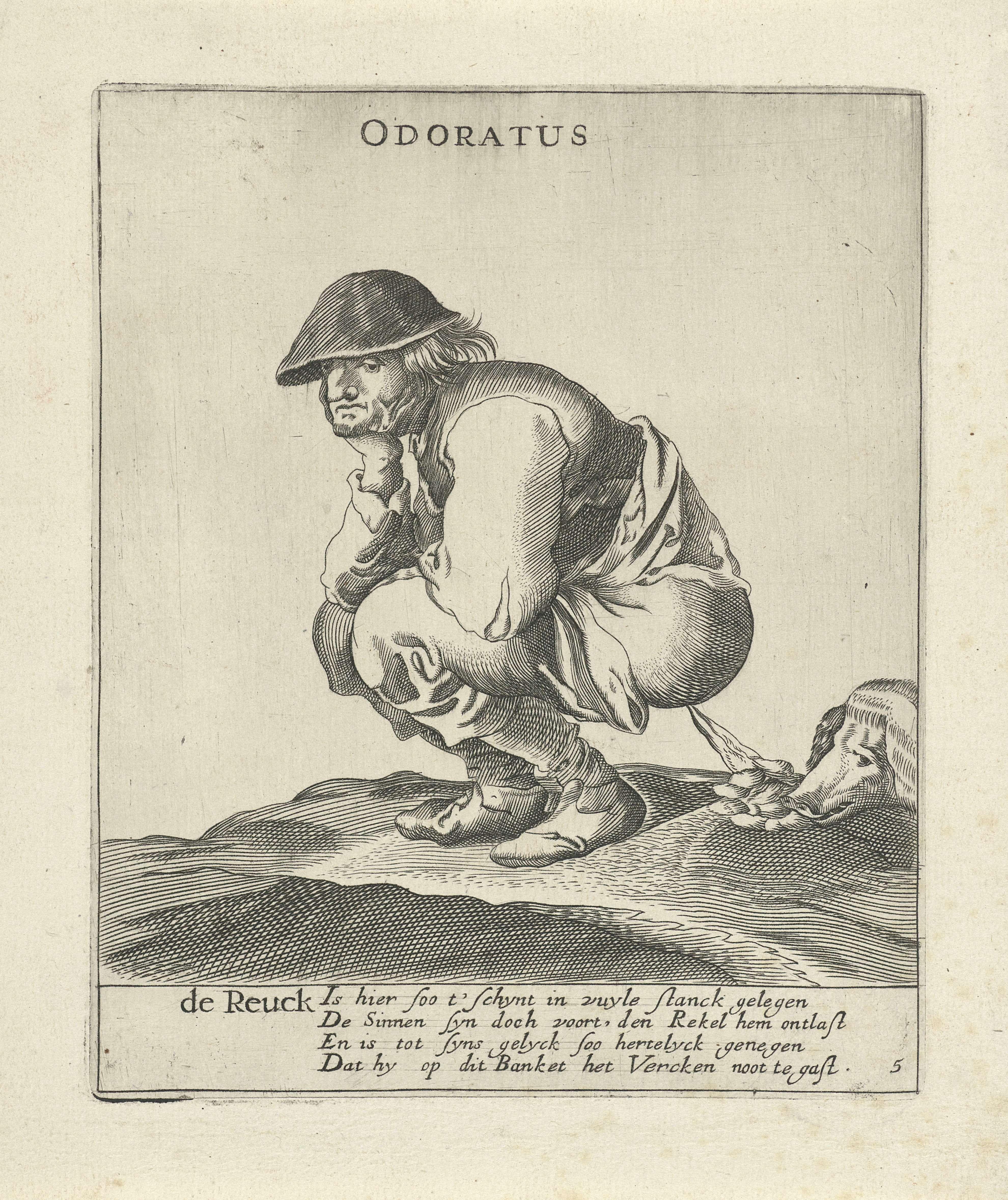 De Reuk, Pieter Jansz. Quast, 1615 - 1647