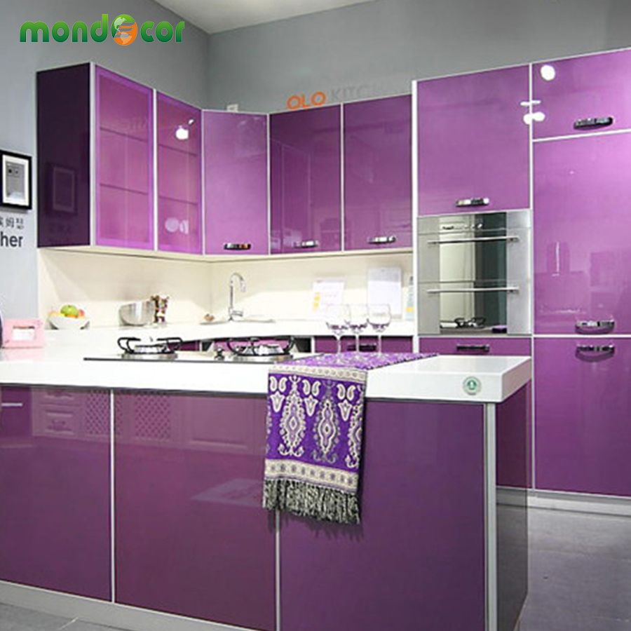 Aliexpress.com : Buy Modern Vinyl DIY Decorative Film PVC Self Adhesive  Wall Paper Furniture