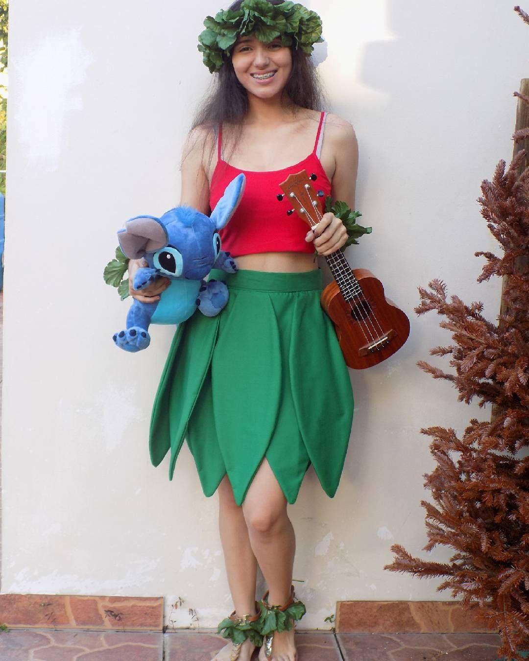 Diy Lilo Stitch Costume Maskerix Com Lilo And Stitch Costume Stitch Halloween Costume Stitch Costume