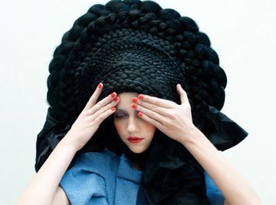 Human Hair design