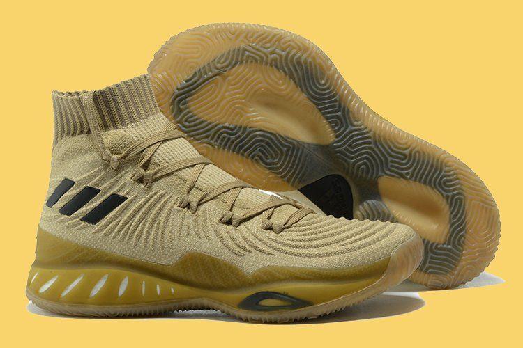 Adidas basketball shoes · adidas Crazy Explosive 2017 Primeknit PK Khaki  BY4471