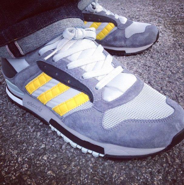 Adidas ZX600 Originals OG sneaker du jour (04.04.2013)