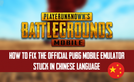 How to Fix the Official PUBG Mobile Emulator Stuck in Chinese