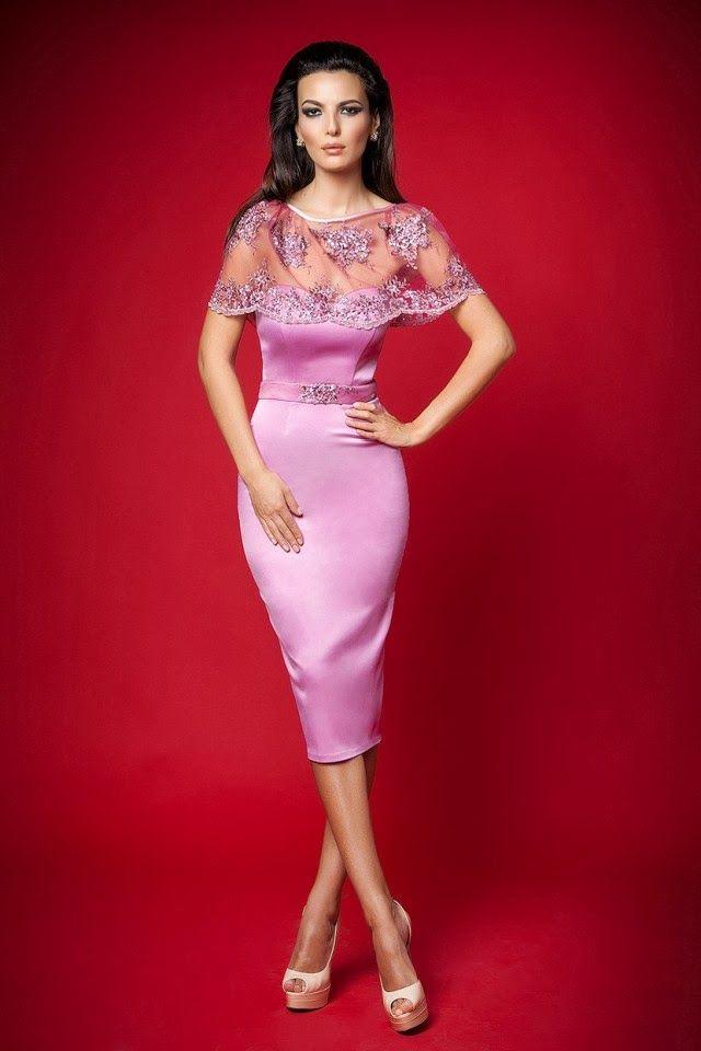 Maravillosos vestidos de noche | Moda Otoño - Invierno | Moda ...