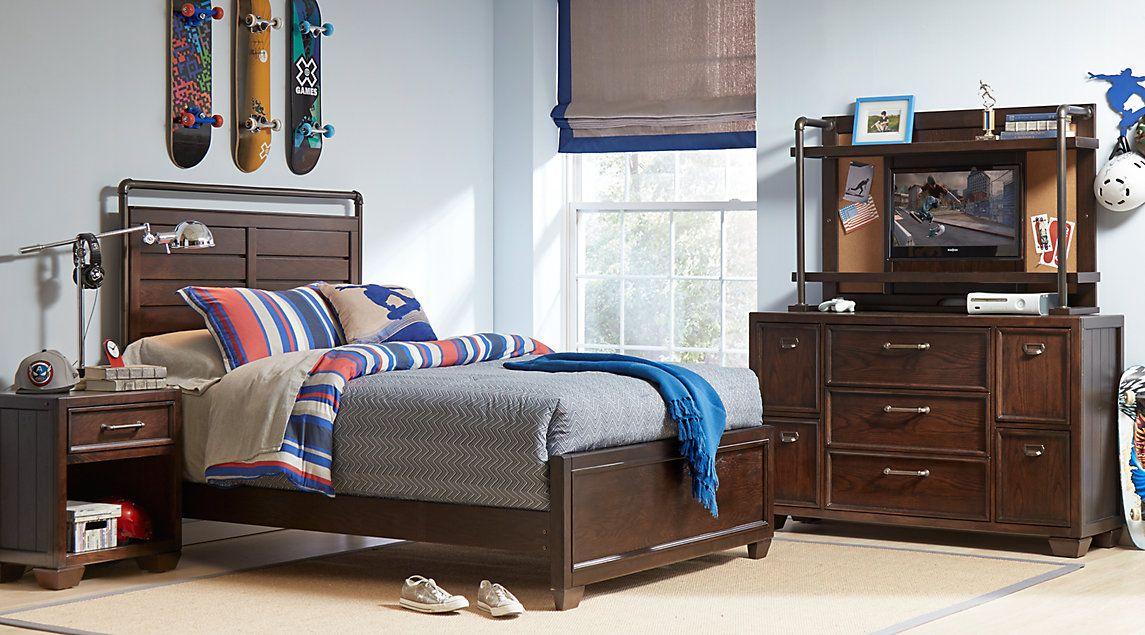 Boys Full Bedroom Sets Boy Bedroom Furniture Rooms To Go Kids