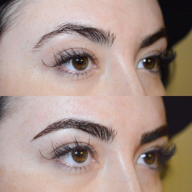 Tattooed Eyebrows By Shaughnessy Keely These Look Awesome But I