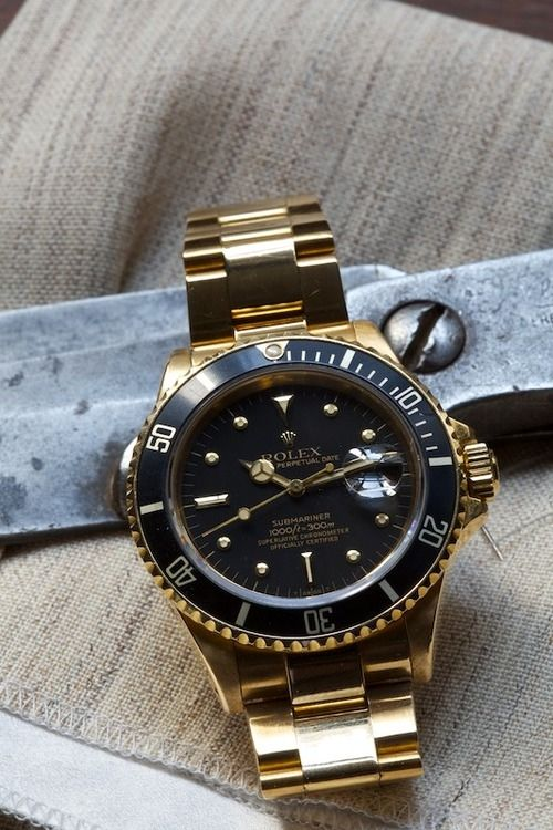 I have found in my travels that men s razors men s deodorant and men s watches are better for Watches better than rolex