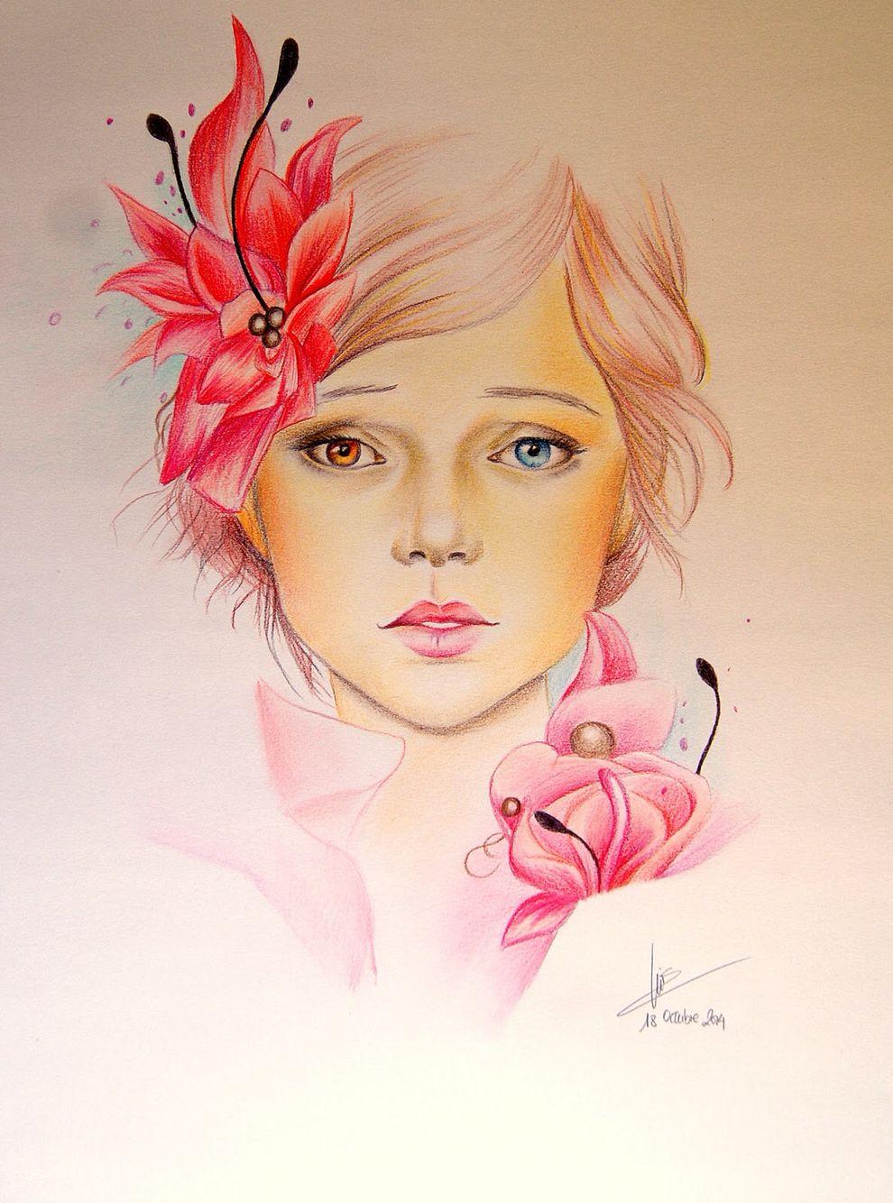 Beautiful Drawings Art Art Sketches