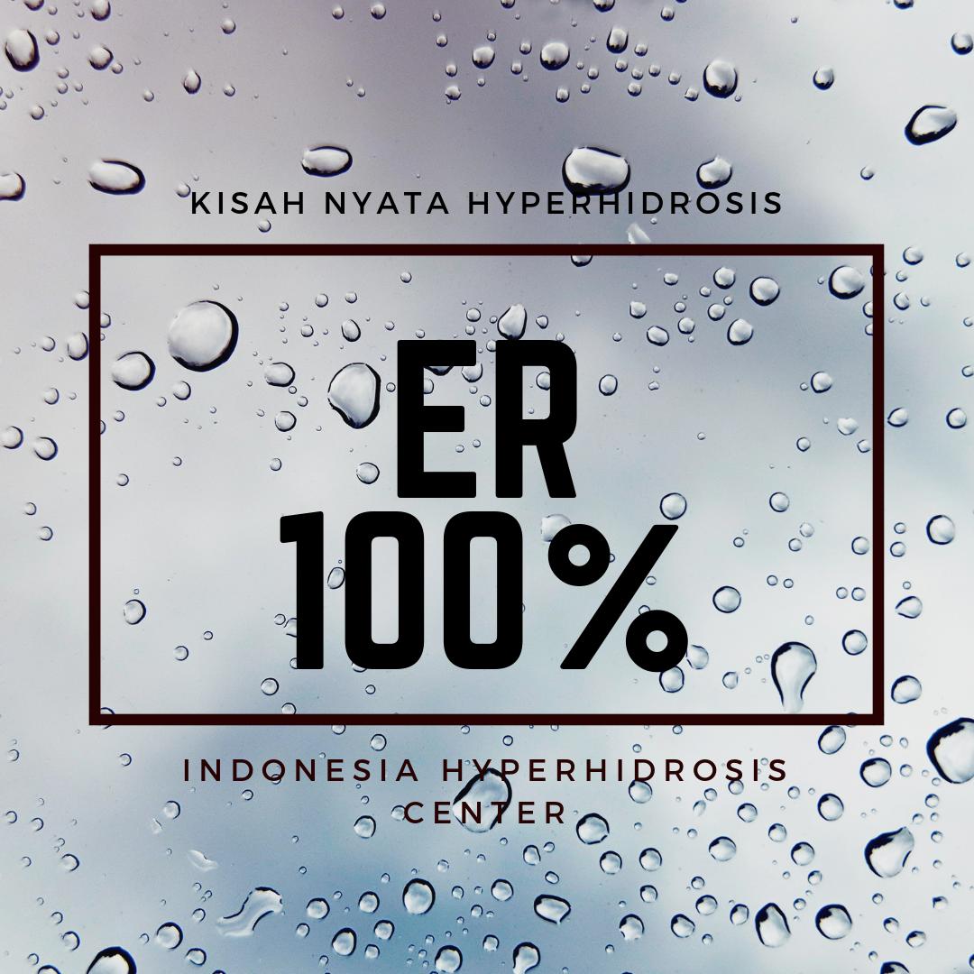 Testimoni Pak ER Sembuh dari Hyperhidrosis dengan Terapi