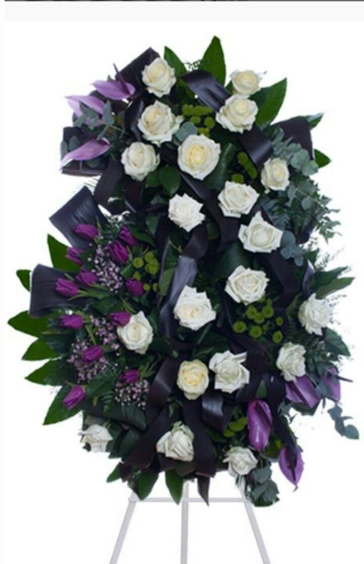 Pin By Carole Fast On Flowers Pinterest Funeral Funeral Flowers
