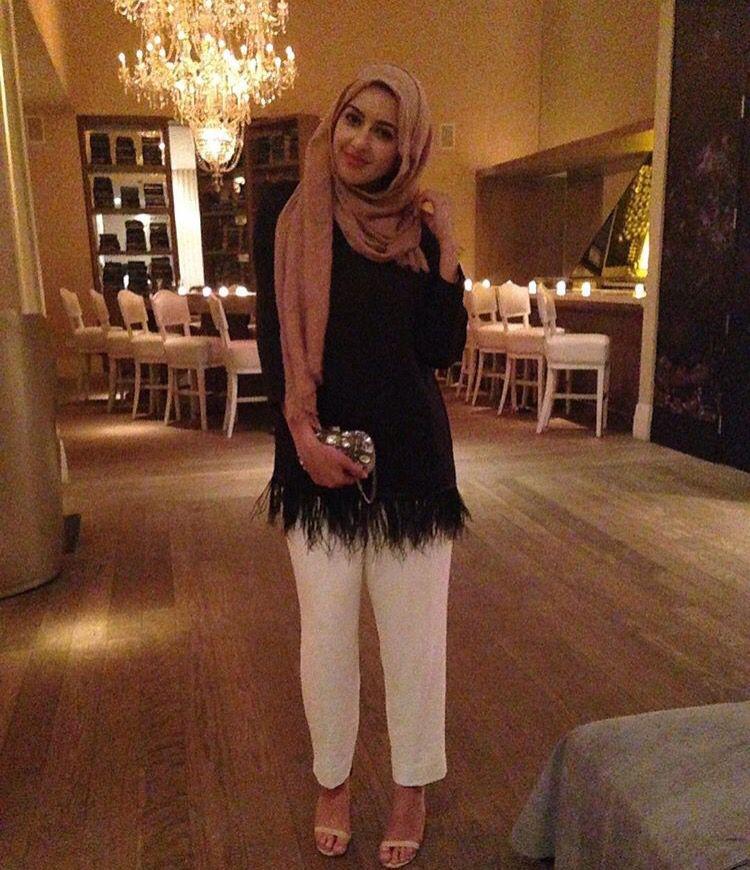Hijab + Fringe (Summer Albarcha)