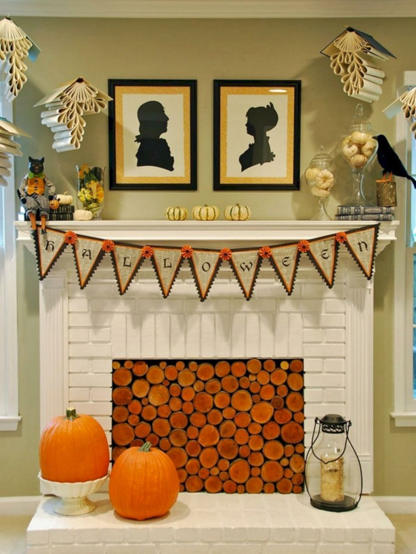 15 Easy DIY Halloween Interior Decorating Ideas That