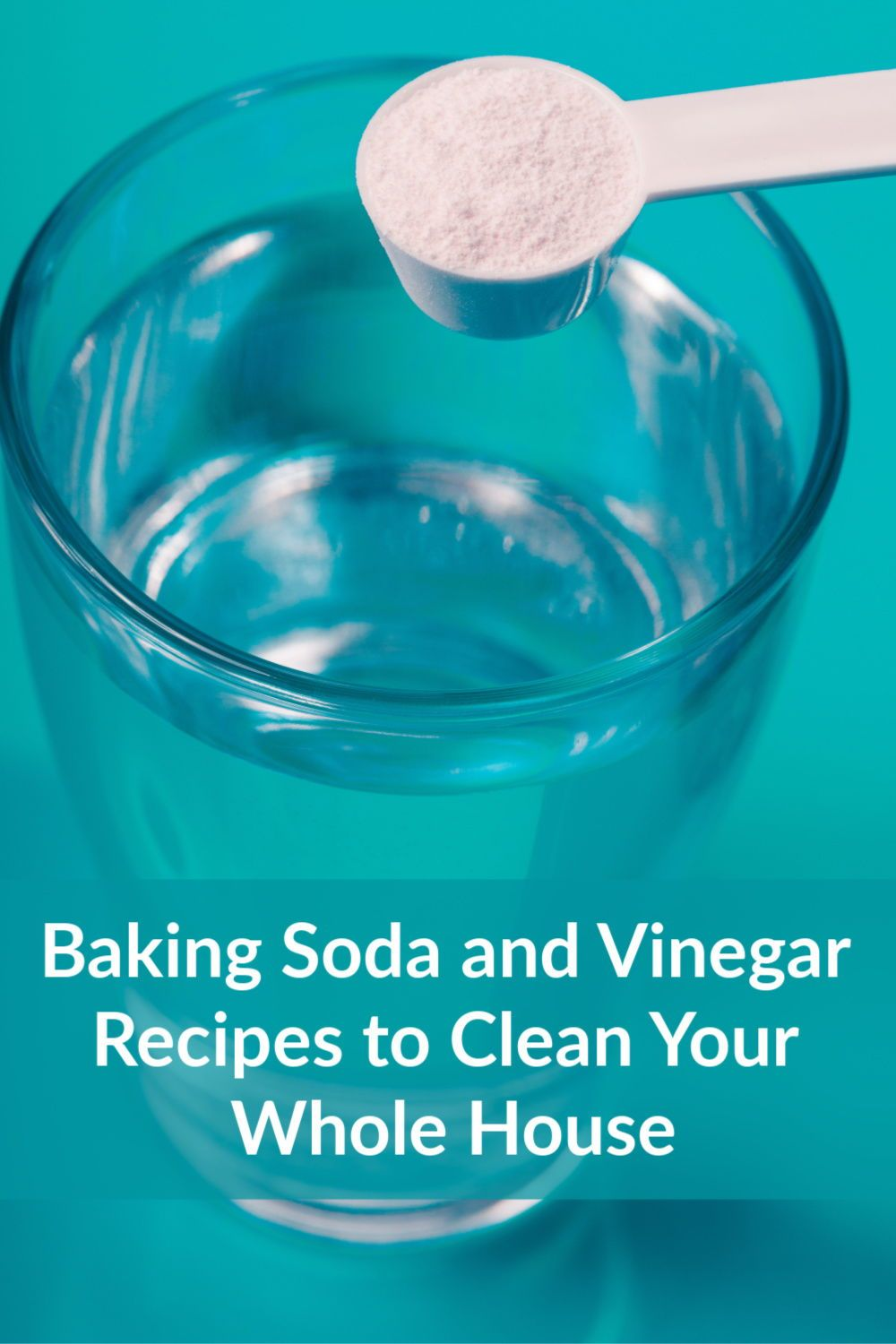 Baking Soda and Vinegar Recipes for Sparkly Clean