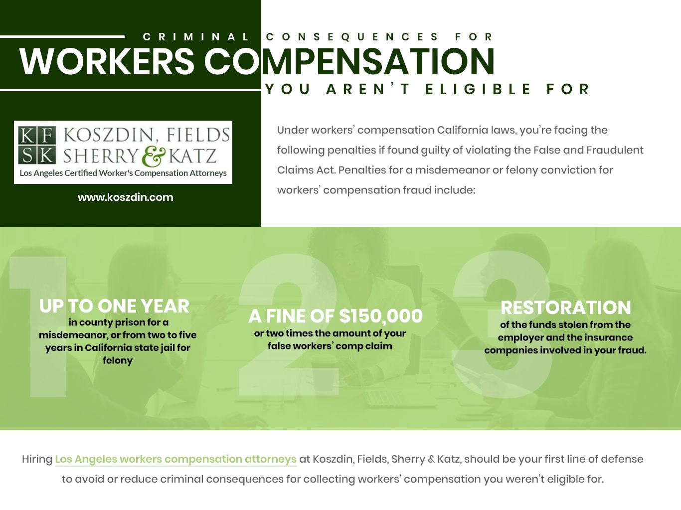 Workers Compensation Attorney Los Angeles