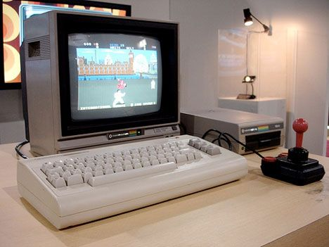 The Commodore 64 Computer - where computing and creativity