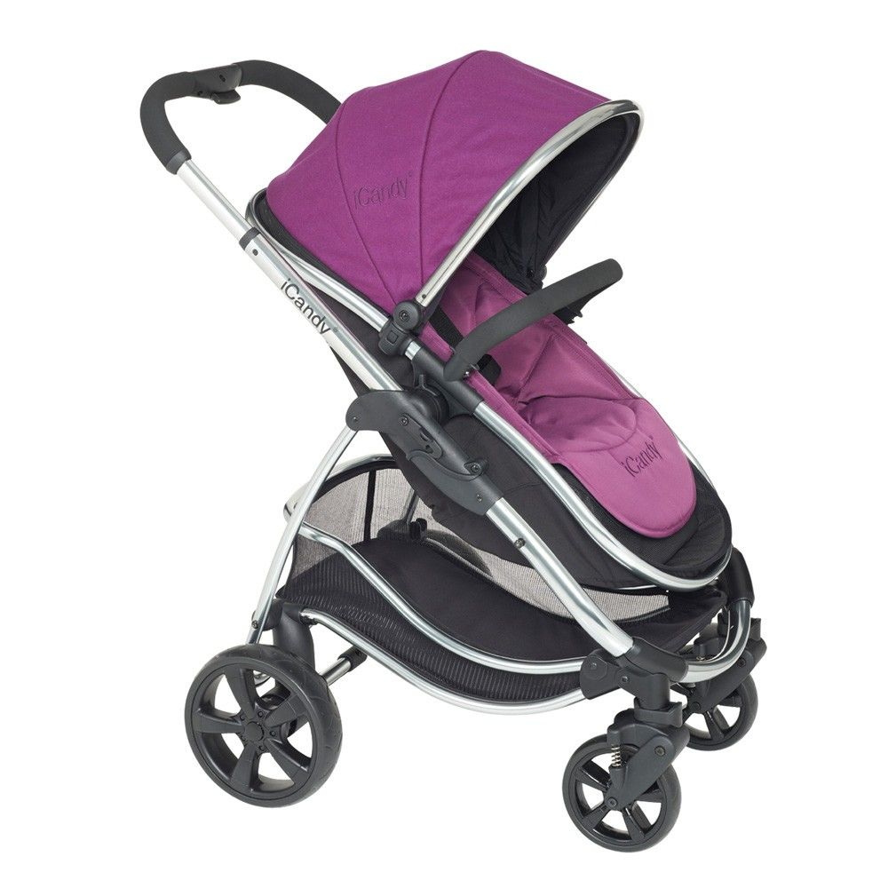 Oyster Double Pram Mothercare Icandy Strawberry Pram Baby Things Baby Strollers Baby