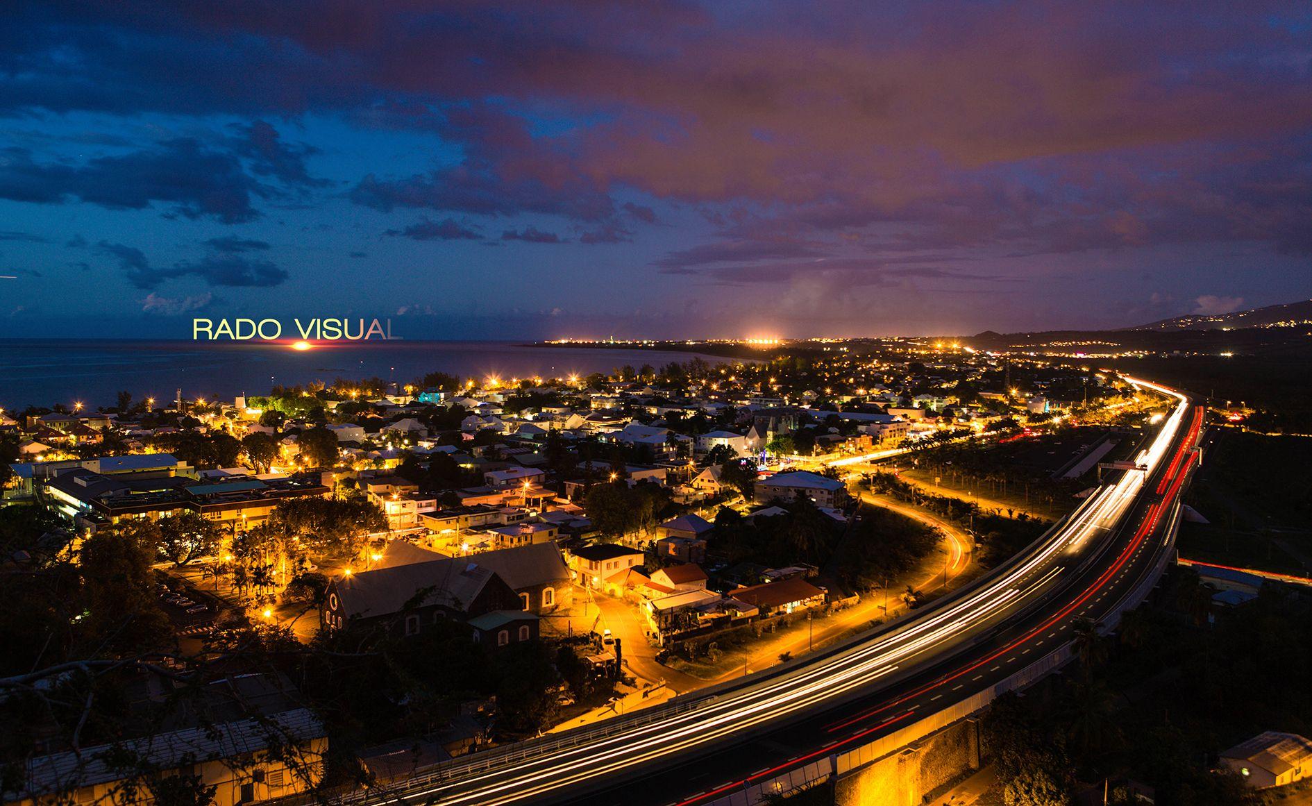 Saint-Paul by night