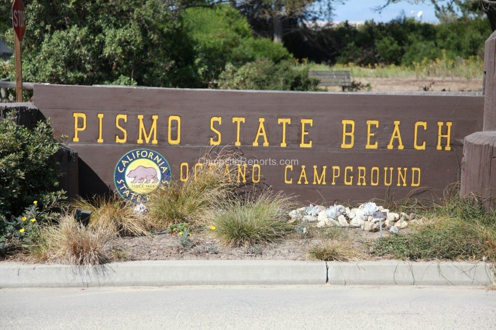 Pismo Beach Camping Oceano Campground At State California