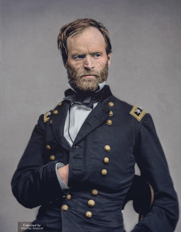 Gen. William T. Sherman - Civil War