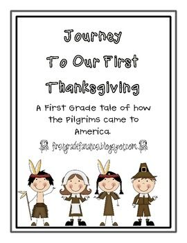 image relating to Thanksgiving Printable Book named Initial Thanksgiving Printable Mini E book November