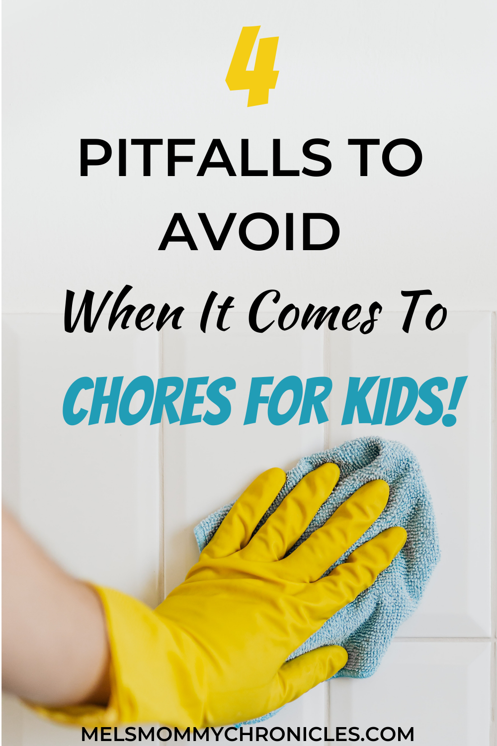 45+ Age-appropriate Chores for Kids (Of All Ages!)