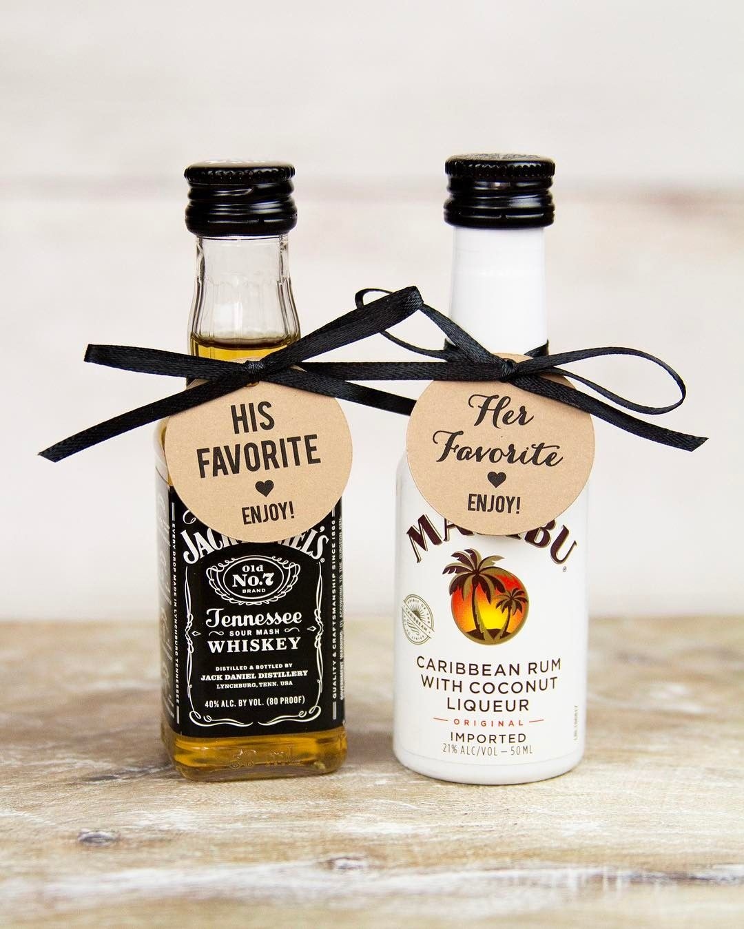 Pin by Andrea Duca on Wedding favors | Pinterest | Mini liquor ...