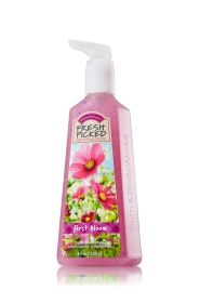Fresh Picked First Bloom Deep Cleansing Hand Soap - Anti-Bacterial - Bath & Body Works