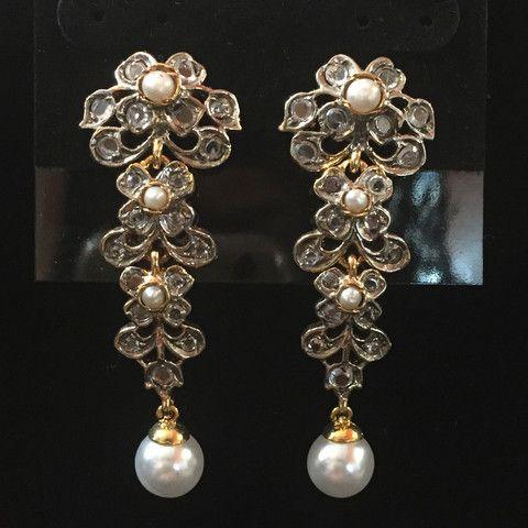 Victorian Earrings 2