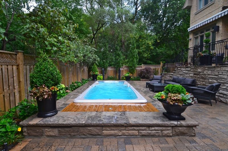 Spa Pool Ideas 25 best ideas about pool spa on pinterest swimming pools spool pool and small pools Swim Spa Images Swim Spa A Little Piece Of Swimming Heaven Bonavista Pools