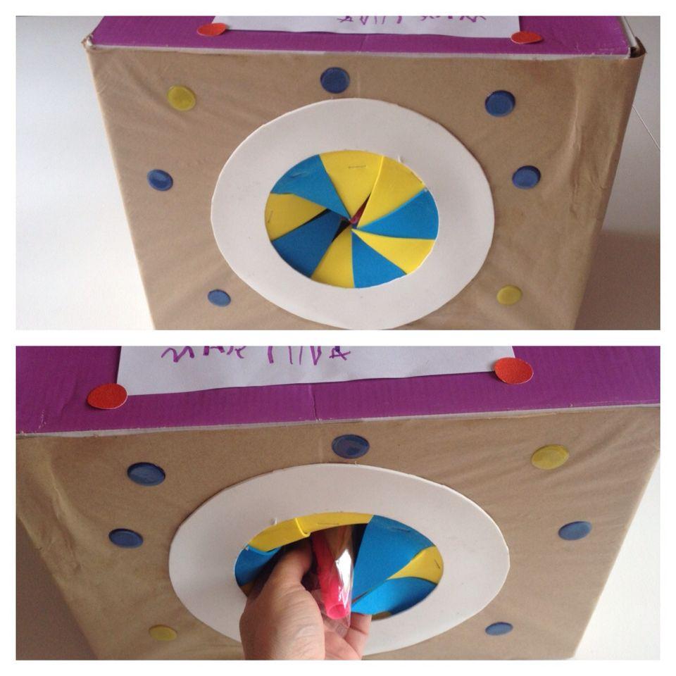 Caja con regalos sorpresa para todos los invitados a la - Regalos invitados cumpleanos infantiles ...