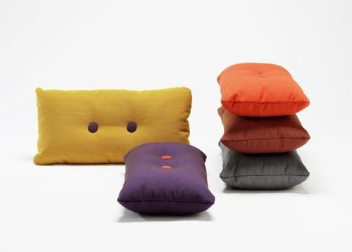 Hay Kissen Dot hay dot cushion rechthoekig pillows