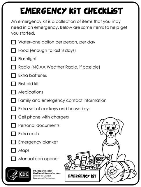 Pin by What To Expect on Family Emergency Kit Must Haves