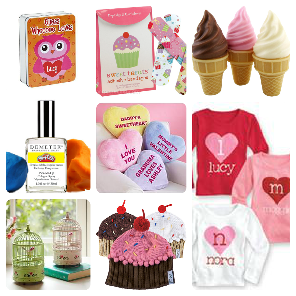 valentine gift ideas for girls toddlers to age