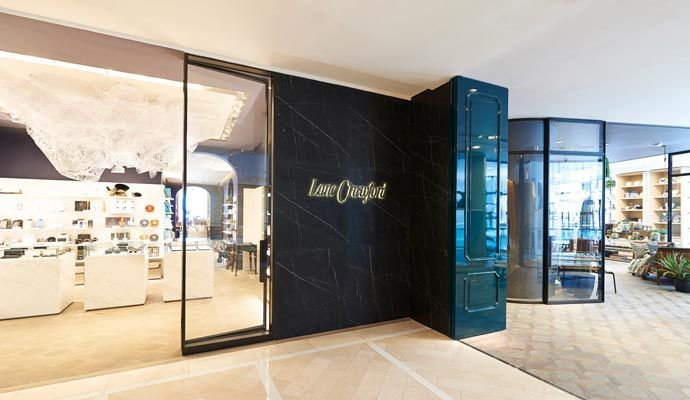 New Lane Crawford Home Store Opens at ifc mall