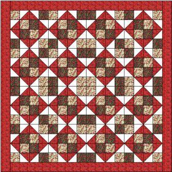 Bright Futures Quilt Pattern