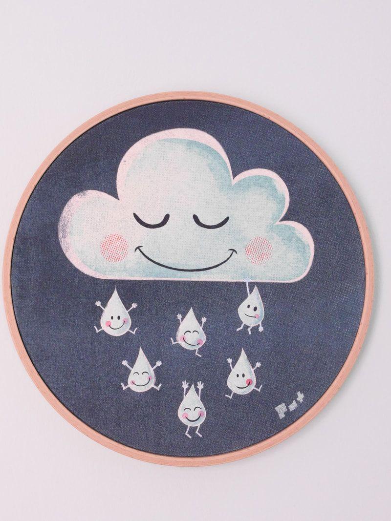 Amazing Clouds Wolken hochwertiger Druck Kinderzimmer Wanddeko Bilder Kinderzimmer Bilder Kinderzimmer Wanddeko https