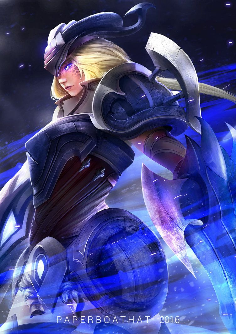 League of Legends: Championship Shyvana by XephrosART | Shyvana in