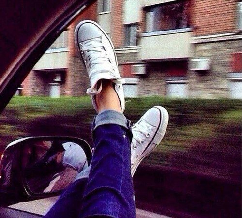 #Road #Converse #Inspo #Fashion #Urban