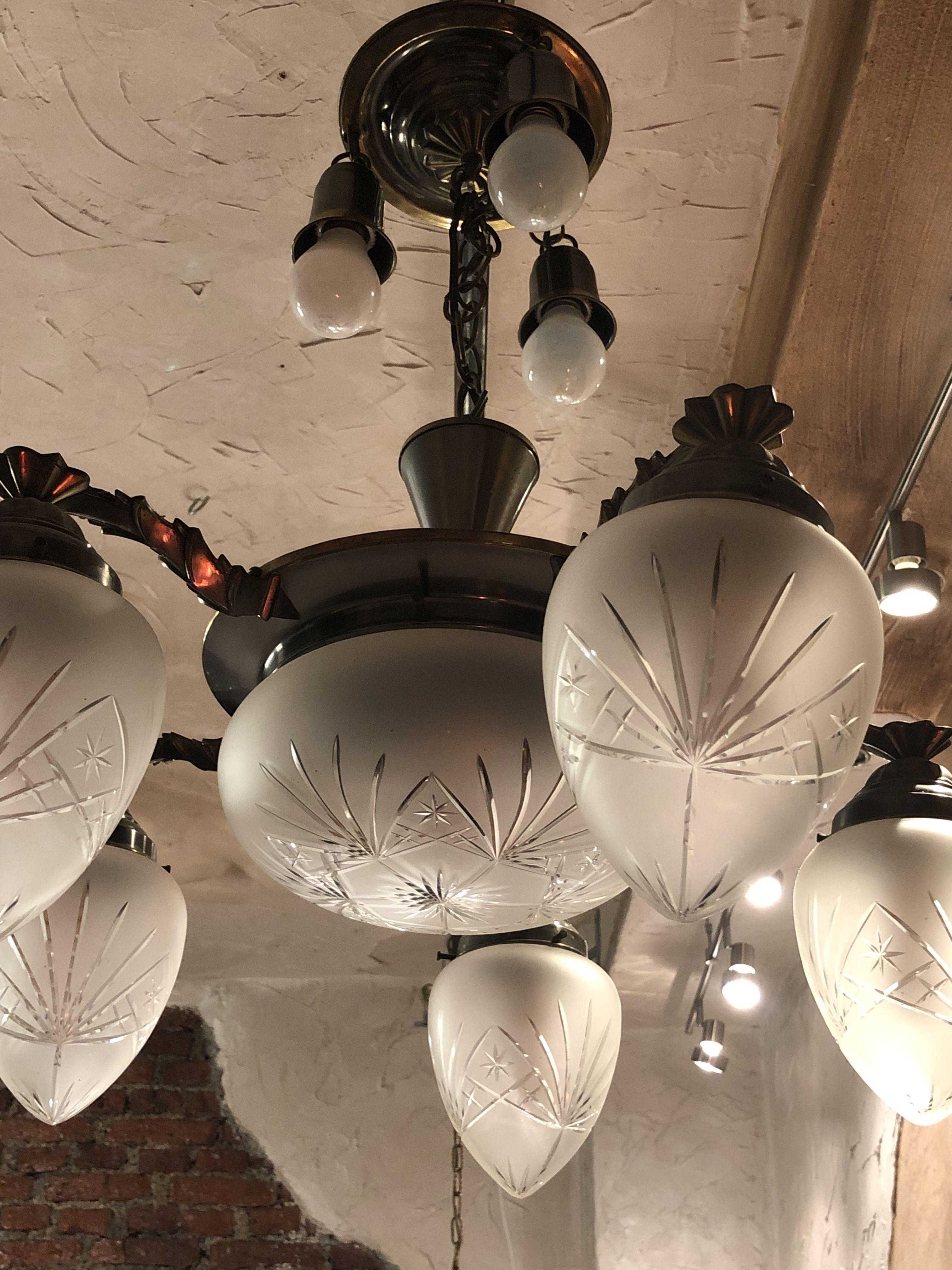 antike jugendstil art déco lampe  art deco lampen