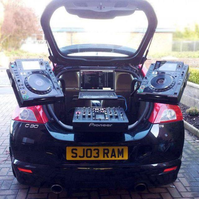DJ Car