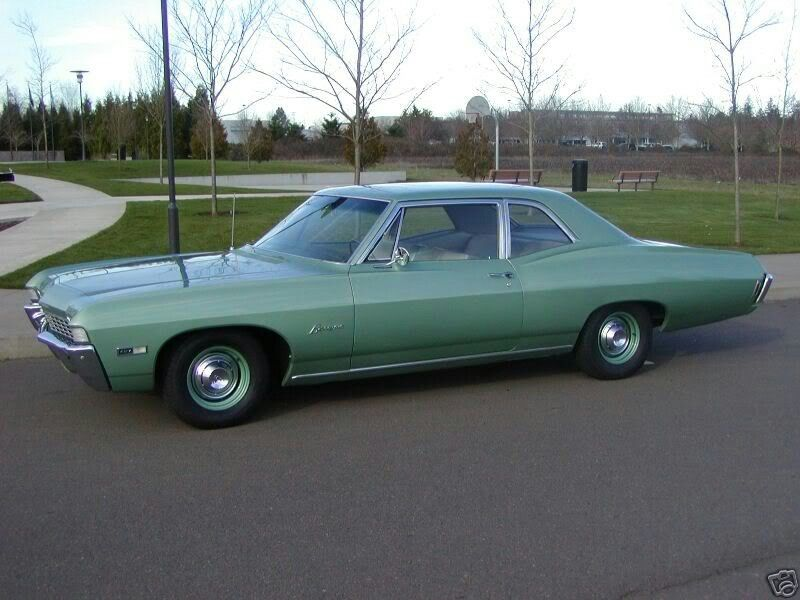 1967 Chevrolet Bel Air 2 Door Chevy Bel Air Chevrolet