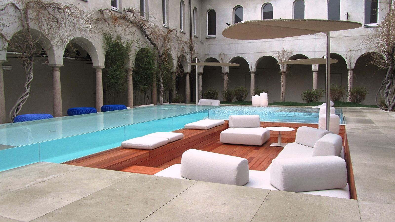 In The Key of Colour -Paola Lenti | Pools | Pinterest | Outdoor ...
