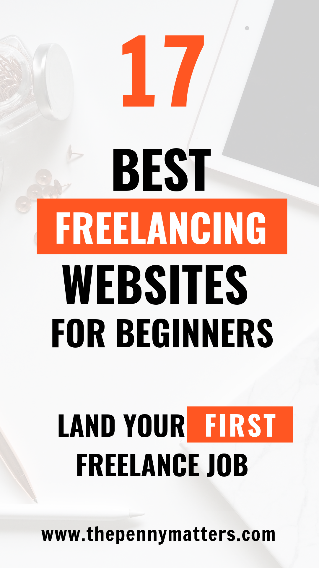 17 Best Freelance Websites For Beginners In 2019 New Popular Pins For Repins Online Job Search Online Work From Home Online Jobs