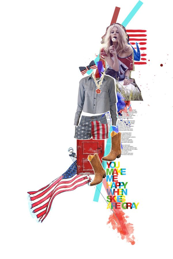 """Start Up The Fireworks"" by see-the-lights ❤ liked on Polyvore"