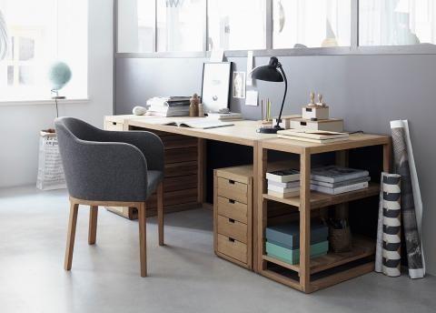 Schöner arbeiten - Schreibtisch ohne Kunststoff- und - Schreibtisch Im Schlafzimmer