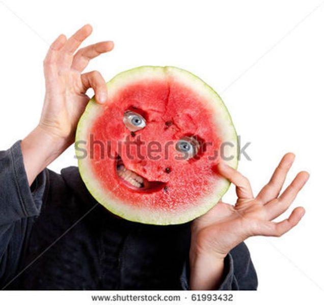 Weird Stock Photos Watermelon 11