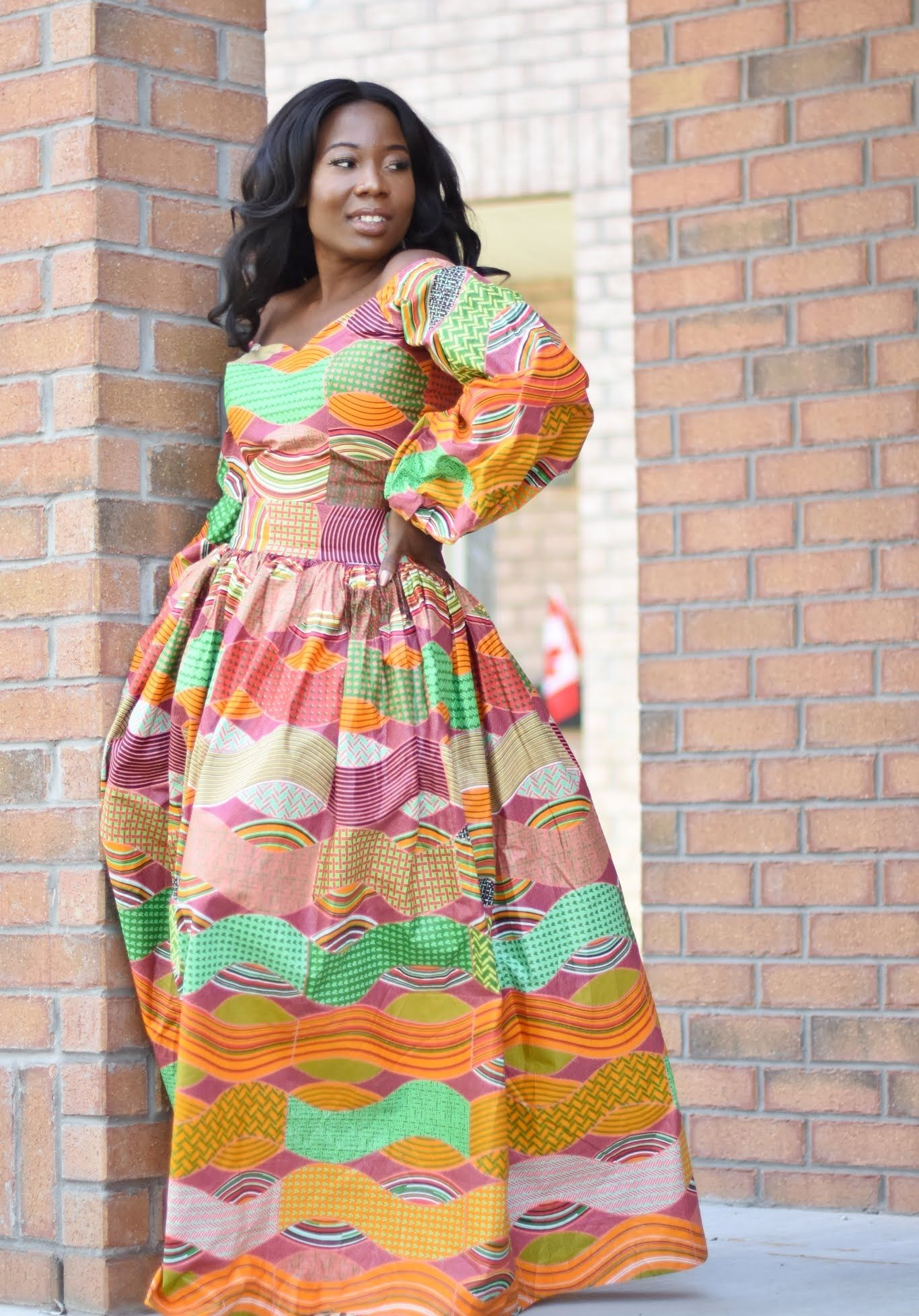 What is clothing like in modern day Africa?