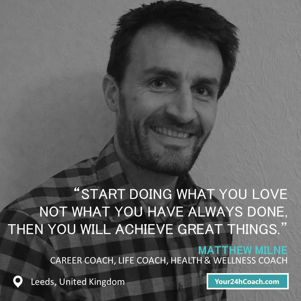 Find out more about matthew milne certified career and