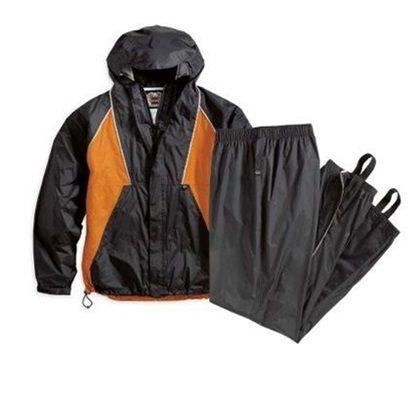 Harley Davidson Men S Canal Street Rain Suit 98246 06vm Don T Let The Weather Determine When You Ride Microdenier Water Rain Suit Harley Harley Davidson Men